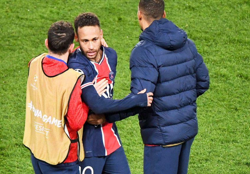 Neymar, 29 de ani, din 2017 la PSG, nu se mai gândește la Barcelona, foto: Imago