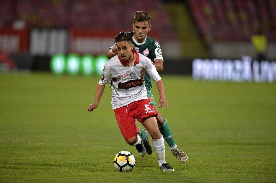 Florin Vasile a bifat 24 de minute în Liga 1