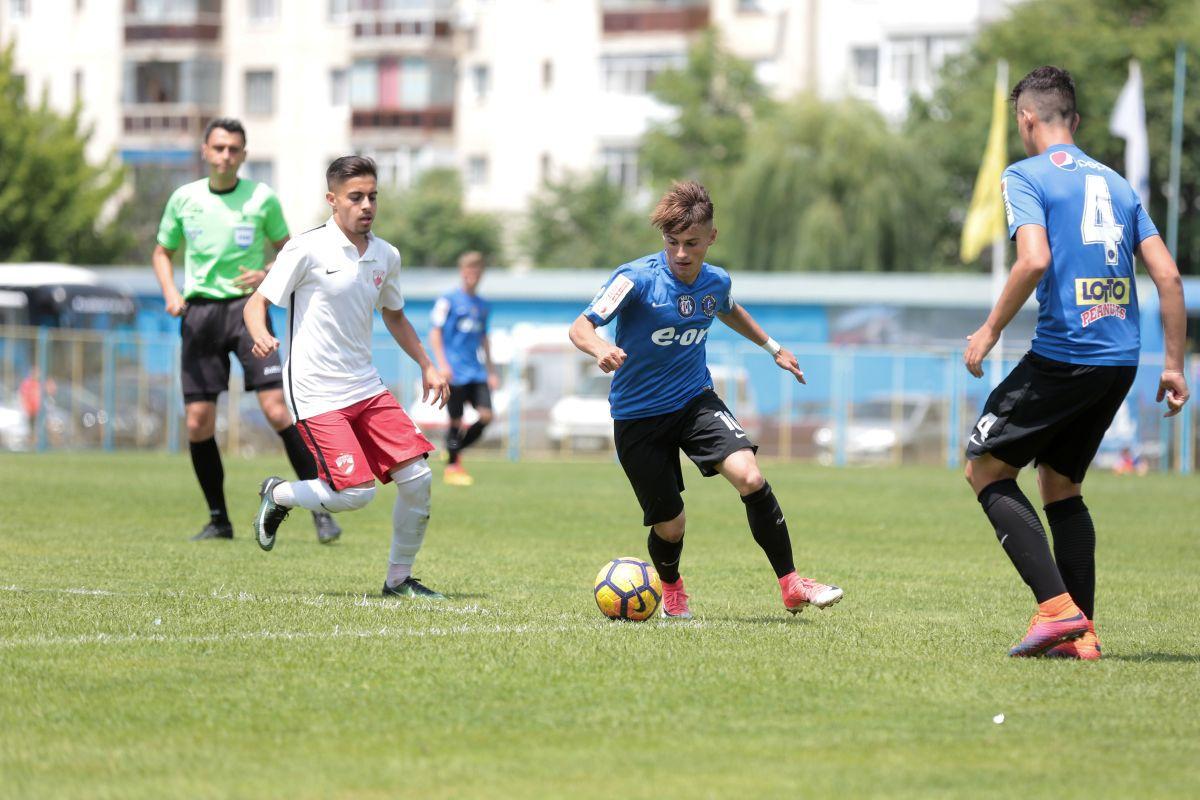Florin Vasile - imagini din perioada petrecută la Dinamo