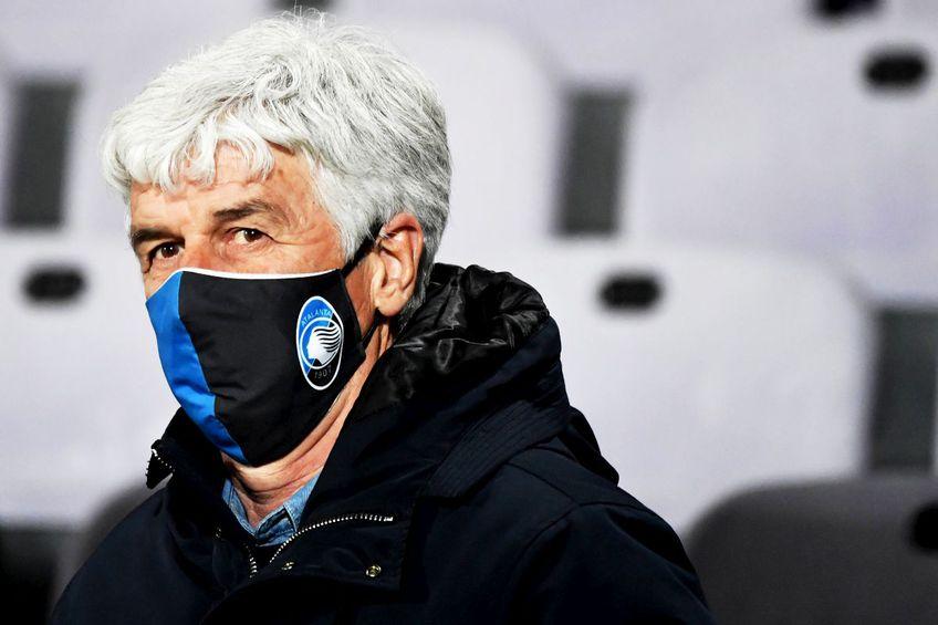 Tehnicianul lui Atalanta, Gian Piero Gasperini (63 de ani), foto: Imago