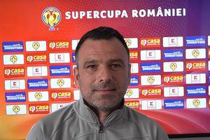 """Toni Petrea e categoric înainte de CFR Cluj - FCSB """"Vrem să câștigăm Supercupa, dar obiectivul principal e campionatul"""""""