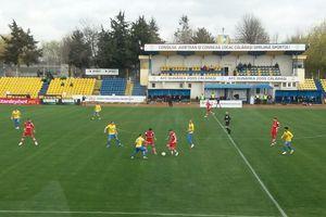 Play-off Liga 2: Dunărea Călărași - CS Mioveni 1-5 » Trupa lui Cristi Pustai, umilită pe teren propriu! Clasamentul actualizat