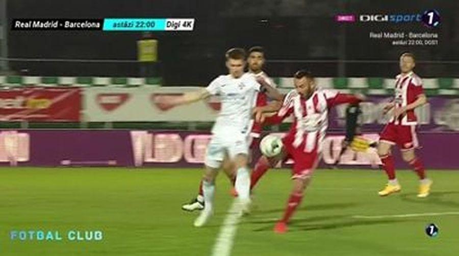 Captură TV @Digi Sport