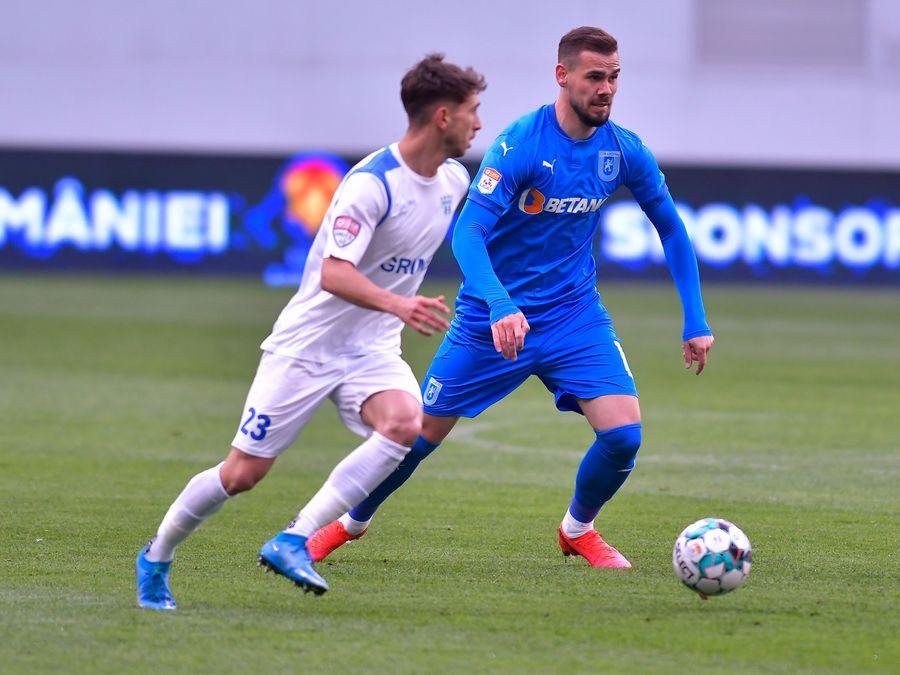 6 goluri are Elvir Koljic în Liga 1 în acest sezon