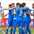 CS Universitatea Craiova a învins-o categoric pe Viitorul Tg. Jiu, scor 3-0, în manșa tur a semifinalelor Cupei României/ Sursă foto: facebook.com/UCVOficial