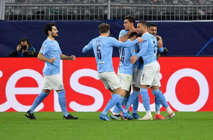 Manchester City s-a calificat în semifinalele Champions League
