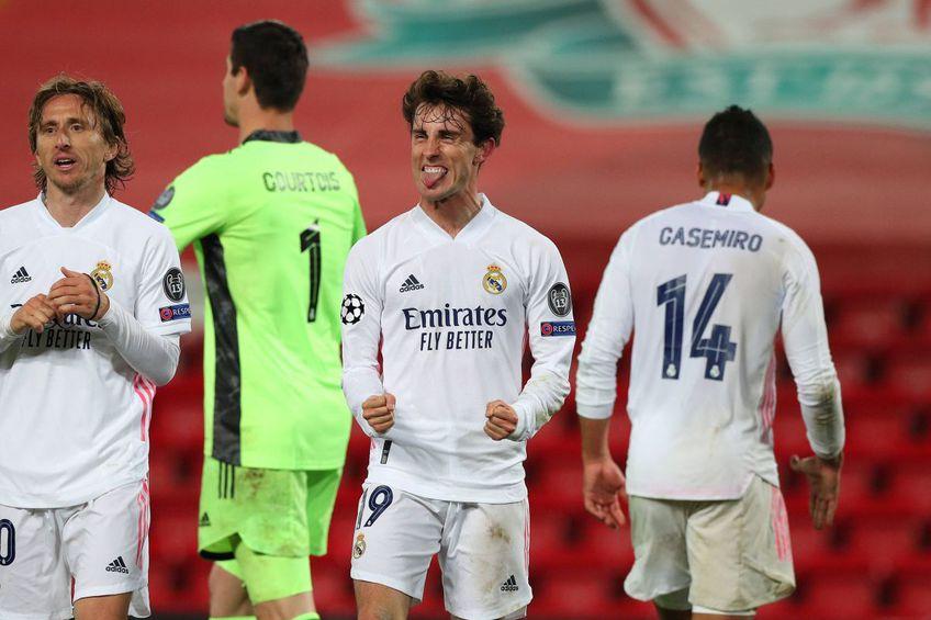 Liverpool - Real Madrid, retur sferturi Champions League FOTO Imago