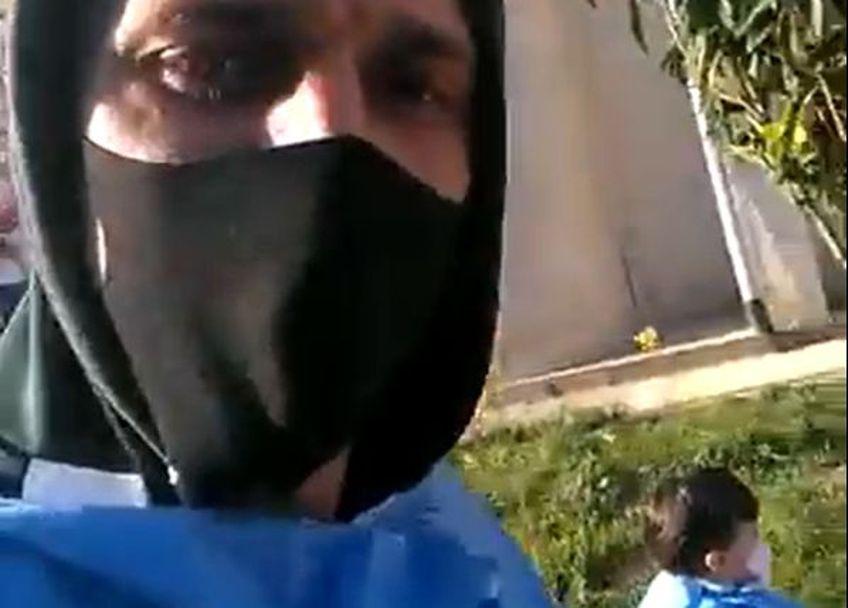 """Presa turcă a prezentat un filmuleț cu Cevher Toktaş în ziua în care l-a asasinat pe Kasim, băiatul său în vârstă de 5 ani. """"I-am pus o pernă pe față și 15 minute nu m-am oprit. Până când n-a mai mișcat"""", a mărturisit jucătorul la poliție"""