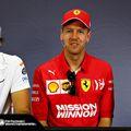Carlos Sainz Jr. i-a luat locul lui Vettel la Ferarri