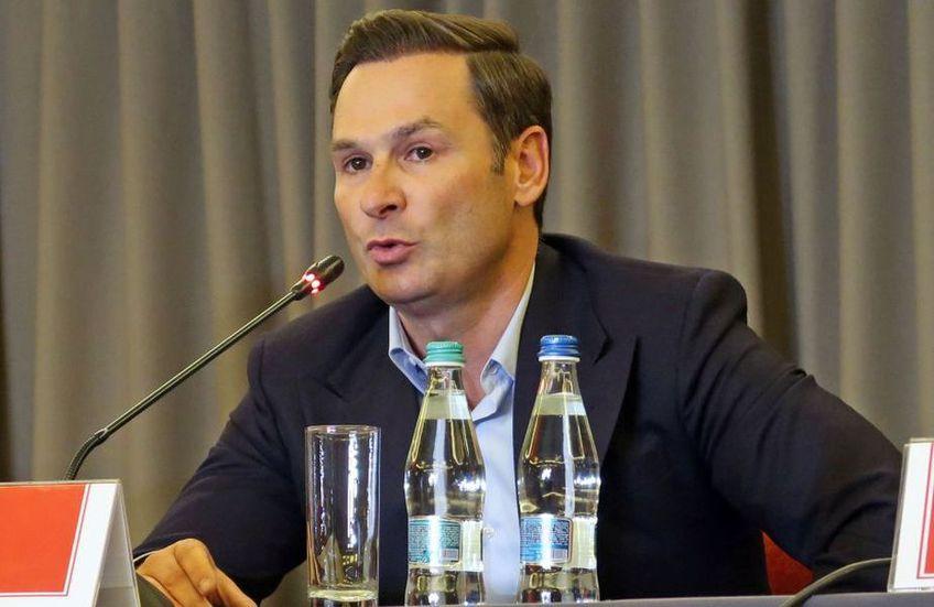 Ionuț Negoiță, finanțatorul lui Dinamo