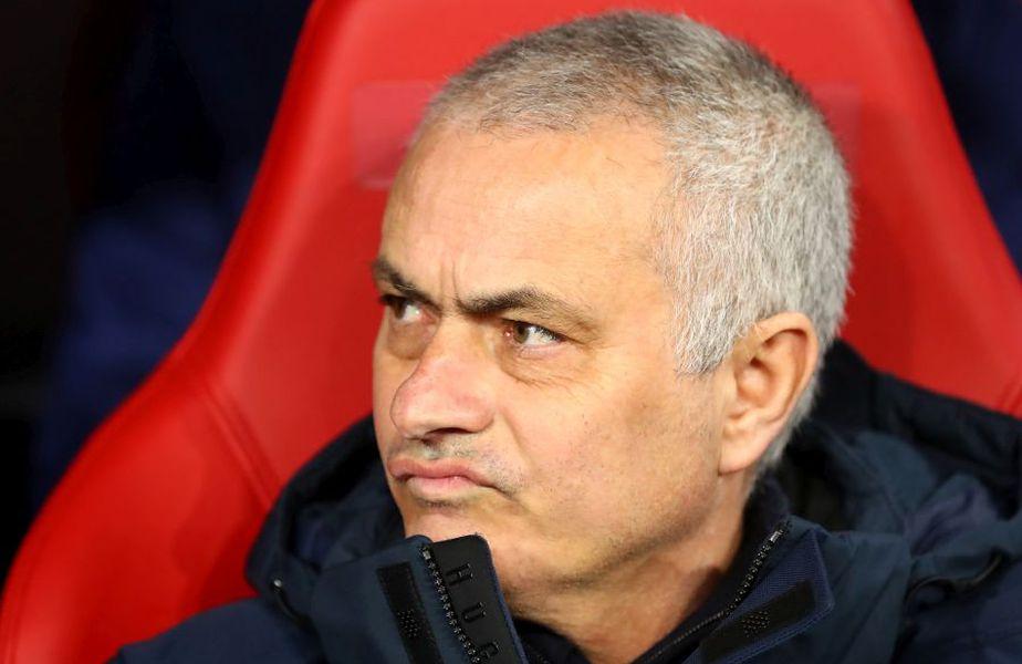 Jose Mourinho o antrenează pe Tottenham din noiembrie 2019 // sursă foto: Guliver/gettyimages