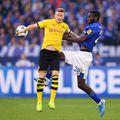 Borussia Dortmund și Schalke se vor întâlni sâmbătă, de la ora 16:30, în derby-ul etapei a 26-a din Bundesliga. Foto: Guliver/GettyImages
