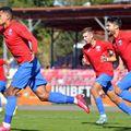 Steaua București e aproape de promovarea în Liga 2. FOTO: Gazeta Sporturilor