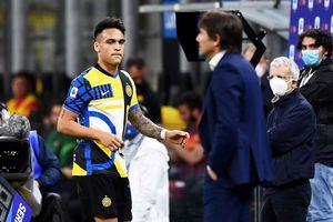 Lautaro Martinez și Antonio Conte, furioșii lui Inter, s-au împăcat cu o repriză de box + probleme financiare importante la campioana Serie A?!