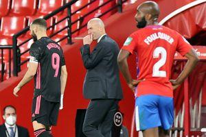 """Zidane crede încă în titlul din La Liga: """"Vom da maximum până în ultima clipă"""". A avut 6 jucători U23 titulari!"""