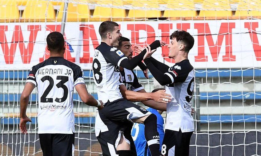 Viitorul lui Dennis Man (22 de ani) și Valentin Mihăilă (21 de ani) la Parma este pus din nou sub semnul întrebării.