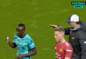 Conflict la Liverpool?! Mane a refuzat să dea mâna Klopp. Explicația managerului