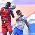 Hamidou Keyta (26 de ani, extremă stânga) s-a despărțit oficial de FC Botoșani cu 3 runde înainte de finalul sezonului.