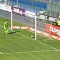 Academica Clinceni - FC Botoșani, primul meci al etapei #8 din play-off, a debutat cu un autogol hilar.