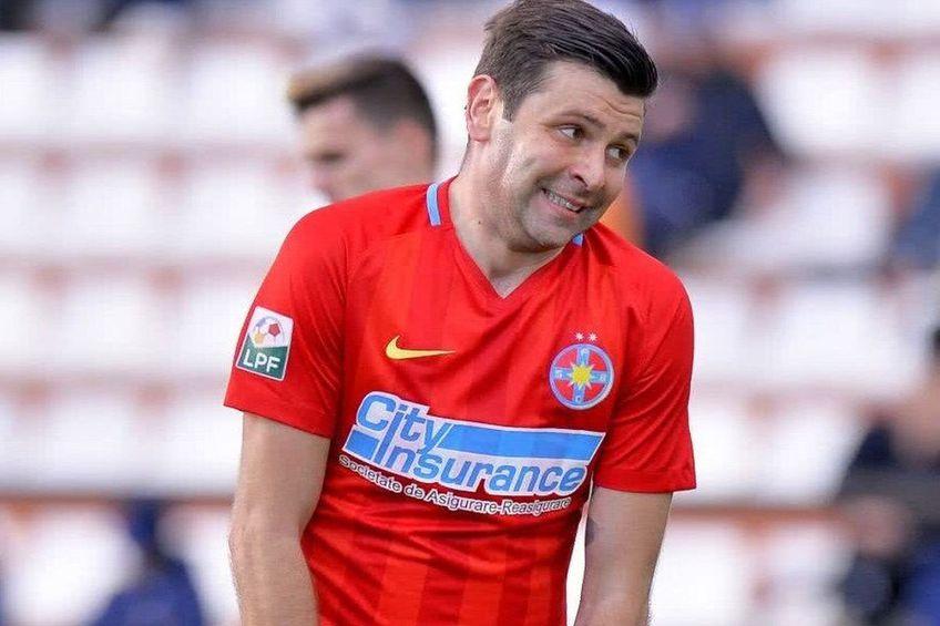 Raul Rusescu (32 de ani), atacantul lui Academica Clinceni, continuă schimbul de replici de la distanță cu Mihai Stoica (56), fostul lui conducător de la FCSB.