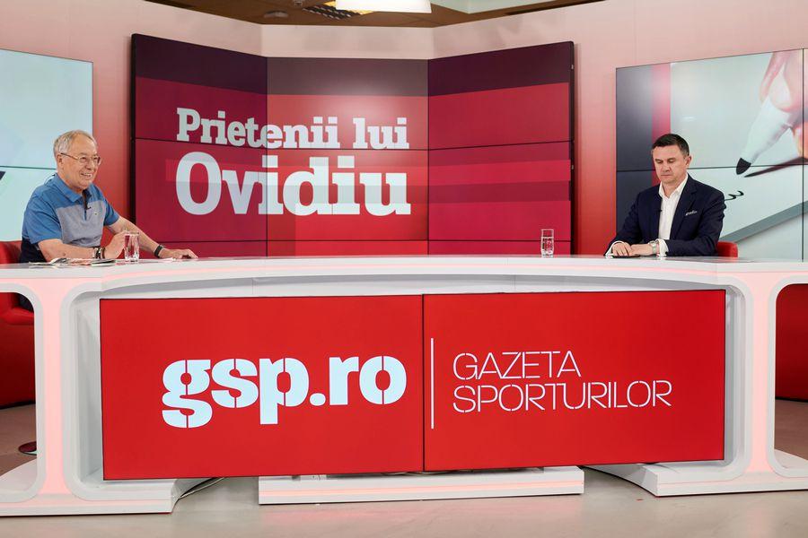 """Dezvăluiri neașteptate la """"Prietenii lui Ovidiu"""" » Cristi Balaj: """"Oficialii unei echipe din Liga 1 jucau live la pariuri!"""""""