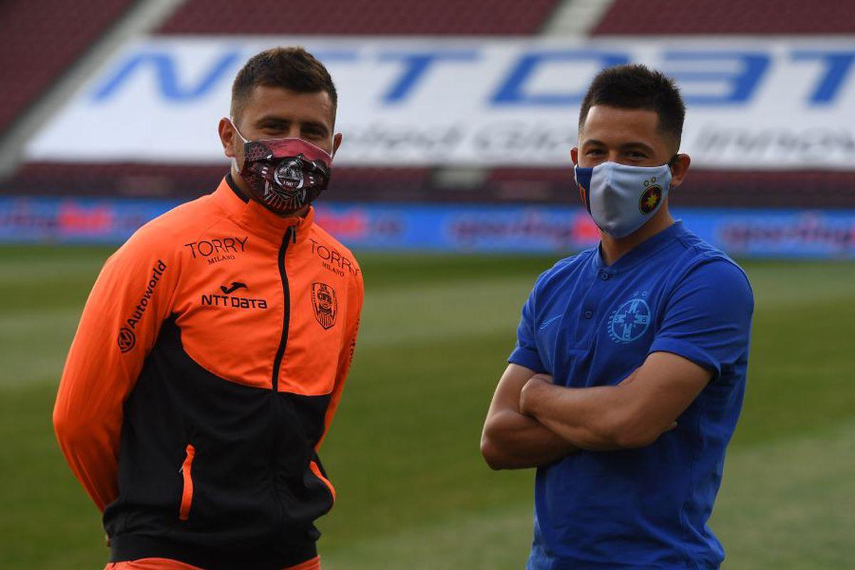 CFR Cluj a găsit adversar pentru amical! Cu cine joacă duminică, în locul meciului de la Botoșani