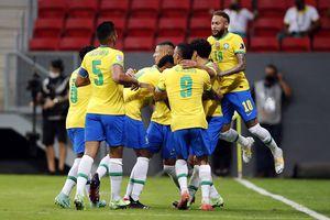 Brazilia, start în forță în Copa America! Neymar a făcut show: gol și pasă de gol