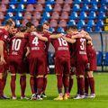 CFR Cluj // foto: Facebook @ Fotbal Club CFR 1907 CLUJ-NAPOCA