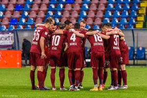 CFR Cluj a anunțat programul cantonamentului din Austria » 5 amicale tari pentru campioana României