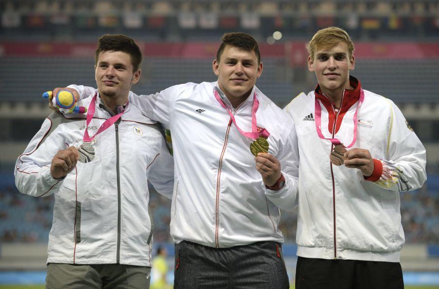 Povestea tumultoasă a lui Rareș Toader, atletul care a doborât recordul național și s-a calificat la Tokyo