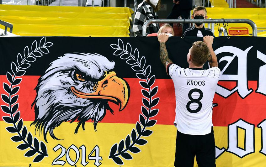 Germania are cea mai mare primă din istorie pentru trofeul EURO 2020, cu 60.000 € peste campionii mondiali din Franța