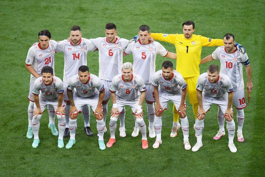Macedonia de Nord a pierdut meciul de debut la EURO 2020, 1-3 cu Austria // foto: Guliver/gettyimages