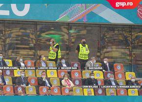 Scene incredibile pe Arena Națională » Șeful DNA, politicienii și FRF la VIP! Hagi, Gică Popescu și Dorinel, umiliți și trimiși la tribuna a II-a!