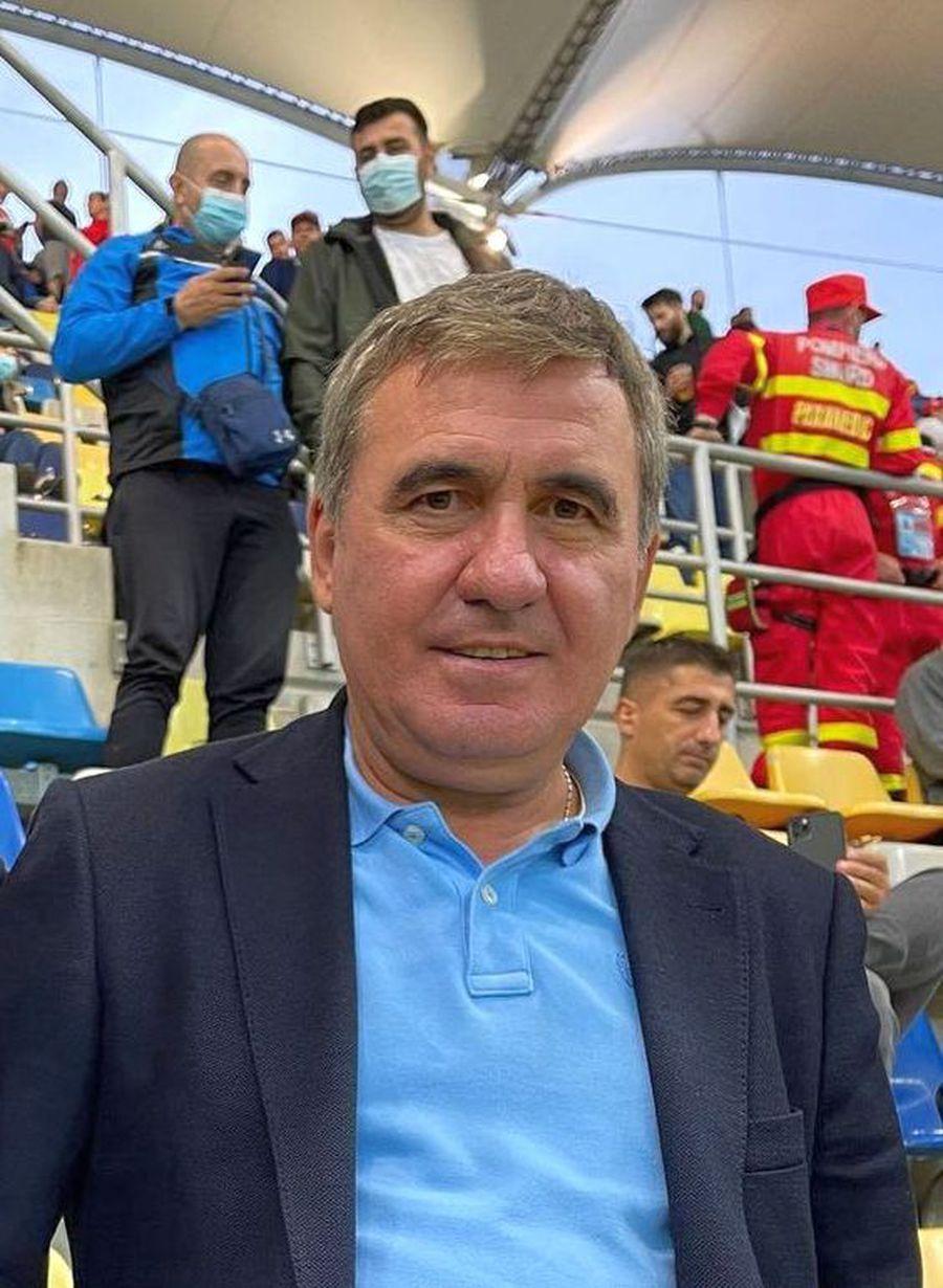 Scene incredibile pe Arena Națională » Șeful DNA, politicienii și FRF au stat la VIP! Hagi, Gică Popescu și Dorinel, umiliți și trimiși la tribuna a II-a!