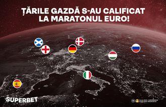 Țările gazdă vor spectacol la SuperEURO!