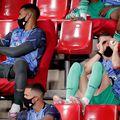 "Bale s-a uitat la Granada - Real Madrid 1-2 prin ""binoclu"" // Sursă foto: Goal.com"