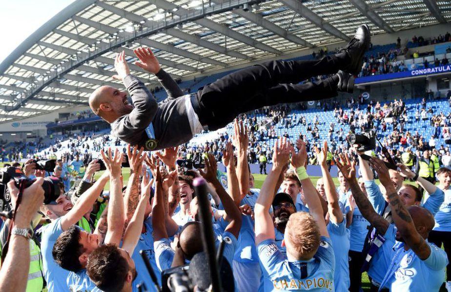 Man. City plănuiește un mercato spectaculos // Sursă foto: Getty