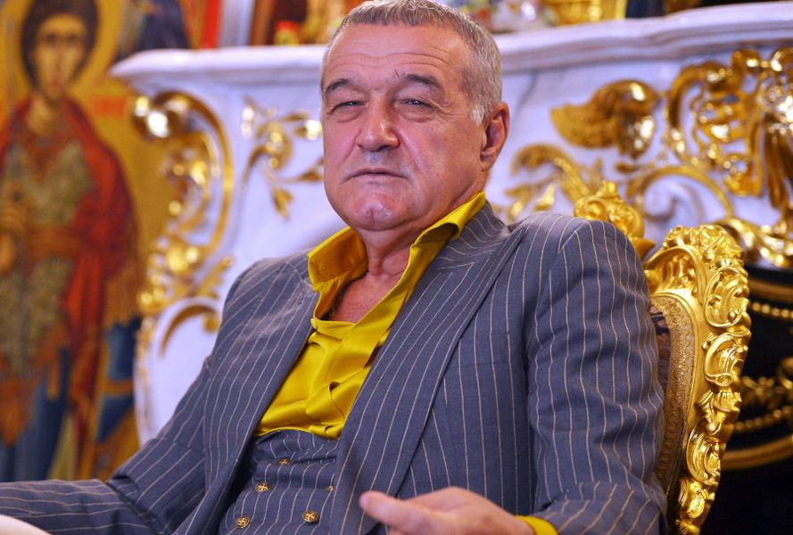 Gigi Becali - conferință + prezentare Sergiu Buș, 14.07.2020