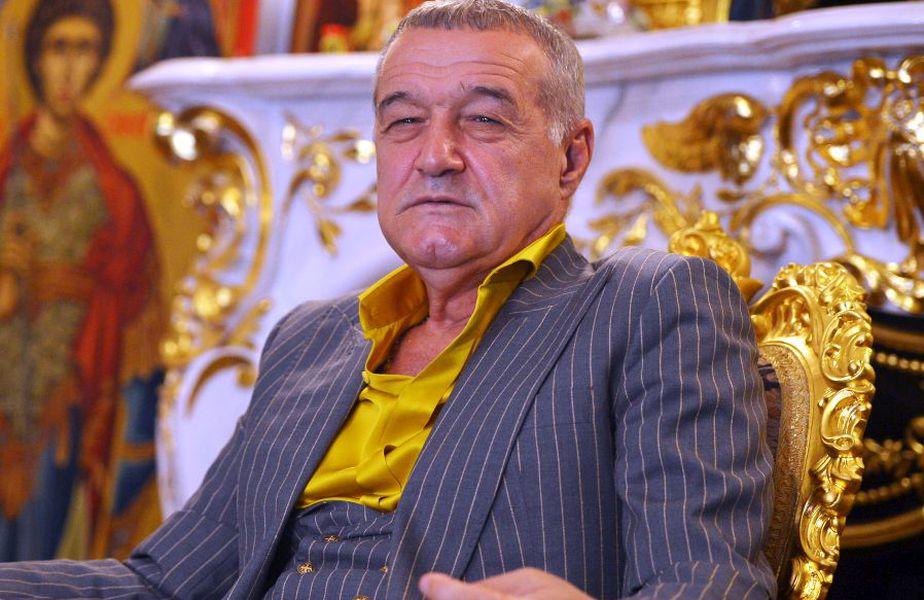 Gigi Becali mizează tot pe Andrei Vlad