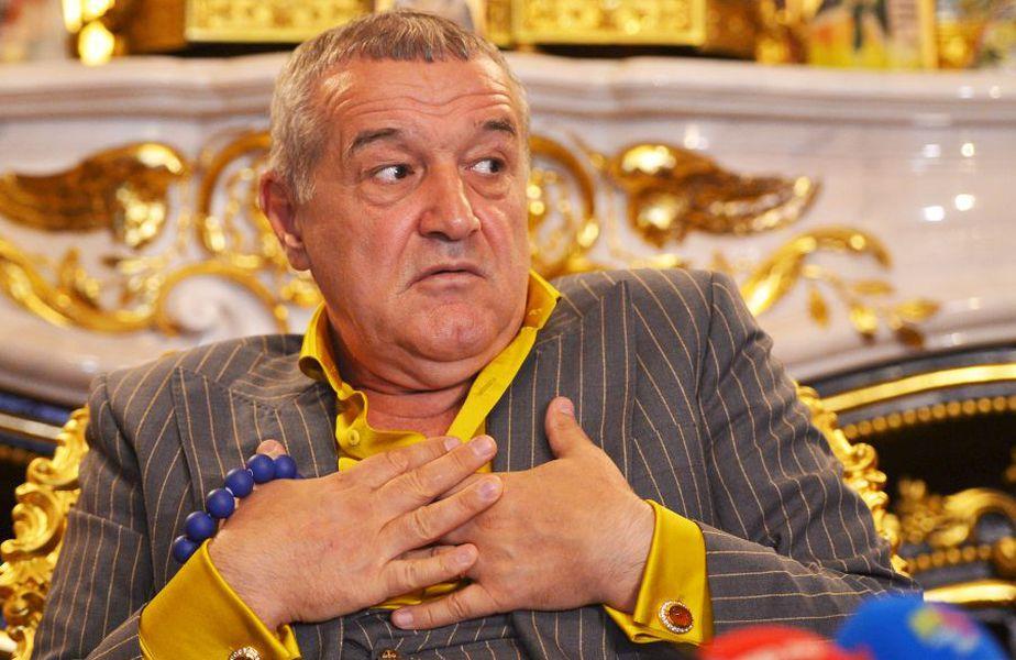 Gigi Becali are interzis în Ghencea