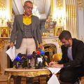 Gigi Becali l-a prezentat pe Sergiu Buș