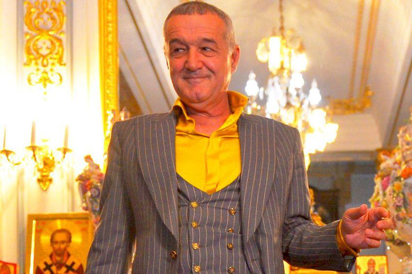 Gigi Becali schimbă strategia la FCSB