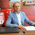 Cornel Șfaițer, manager Sepsi