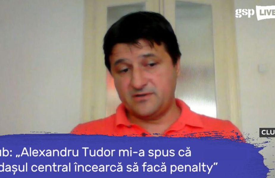 Adrian Falub, la GSP LIVE