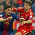 Lionel Messi a băgat spaima în bavarezi. foto: Guliver/Getty Images