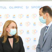 Medaliații României de la Jocurile Olimpice de la Tokyo vor fi recompensați cu mașini / foto: COSR