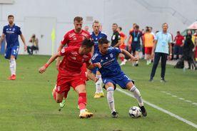FCU Craiova - Chindia Târgoviște 0-0 » Doar egal pentru formația lui Adrian Mutu