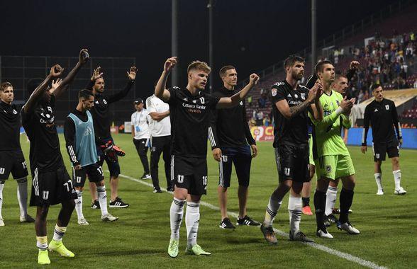 FCU Craiova a prezentat o nouă achiziție imediat după egalul cu Chindia