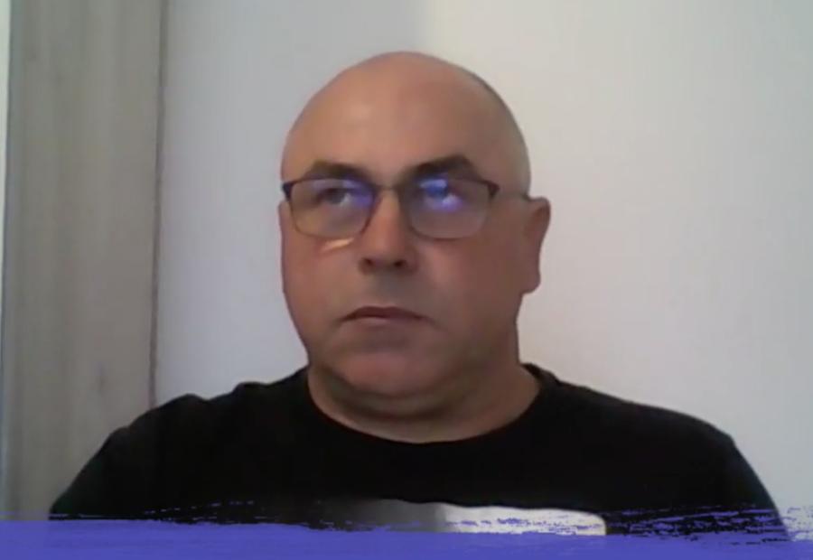 Florin Axinia (46 de ani), în direct la GSP Live