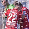 Dinamo a renunțat la portarul Cătălin Straton (30 de ani)